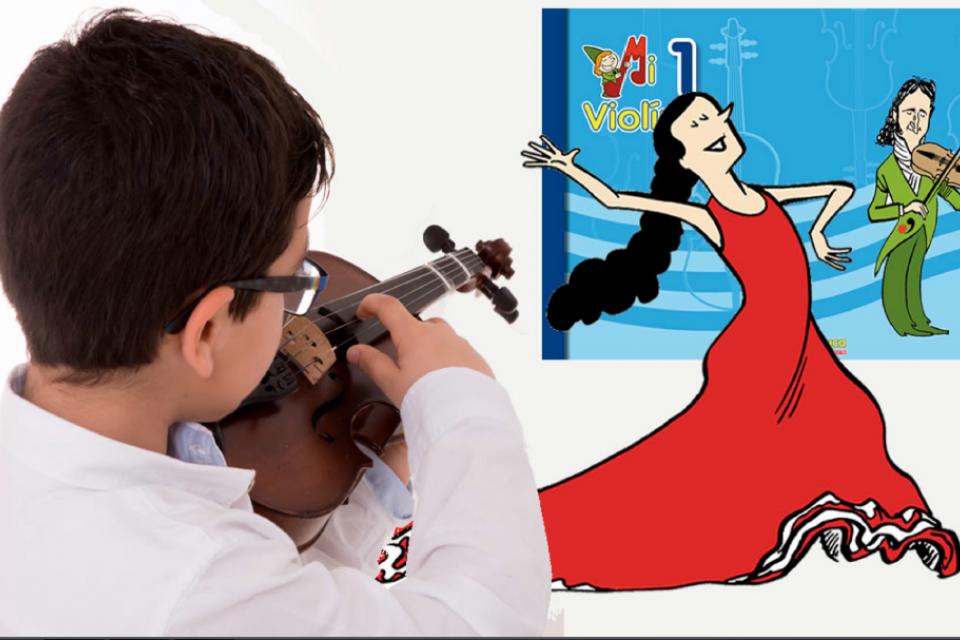 Iniciación a la música con Mi Violin