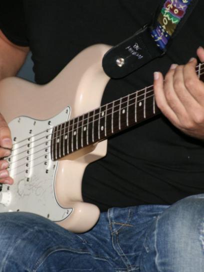 taller guitarra eléctica